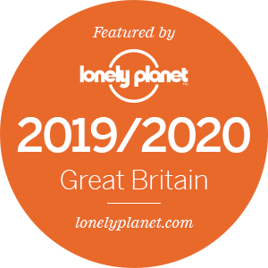 Lonely Planet Great Britain travel guide 2019/2020