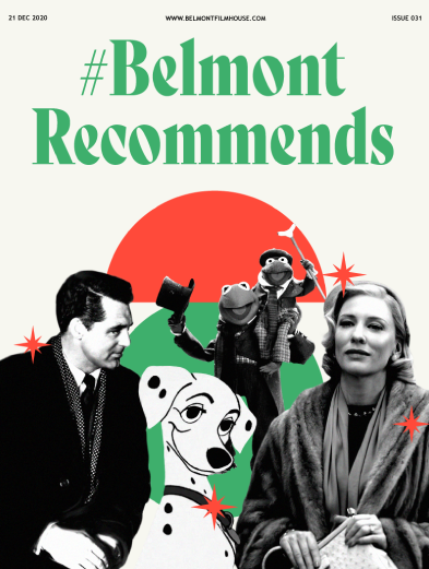 cover of belmont recommends issue 31
