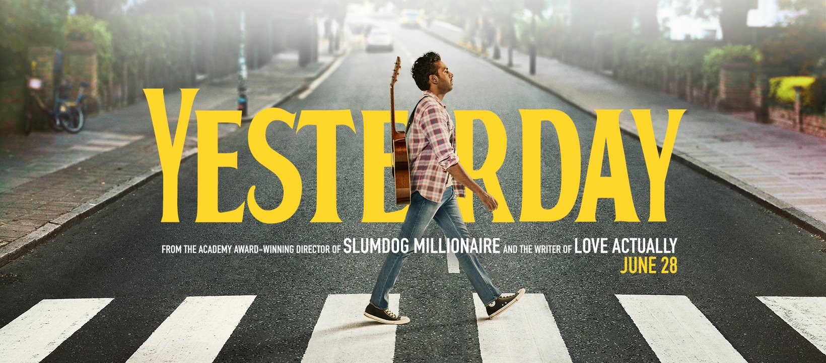 Yesterday - Danny Boyle Film