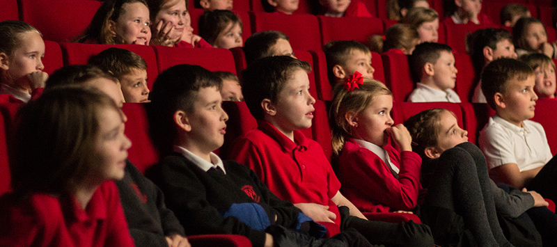 Primary screening at Filmhouse
