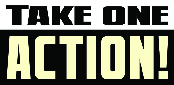 take one action