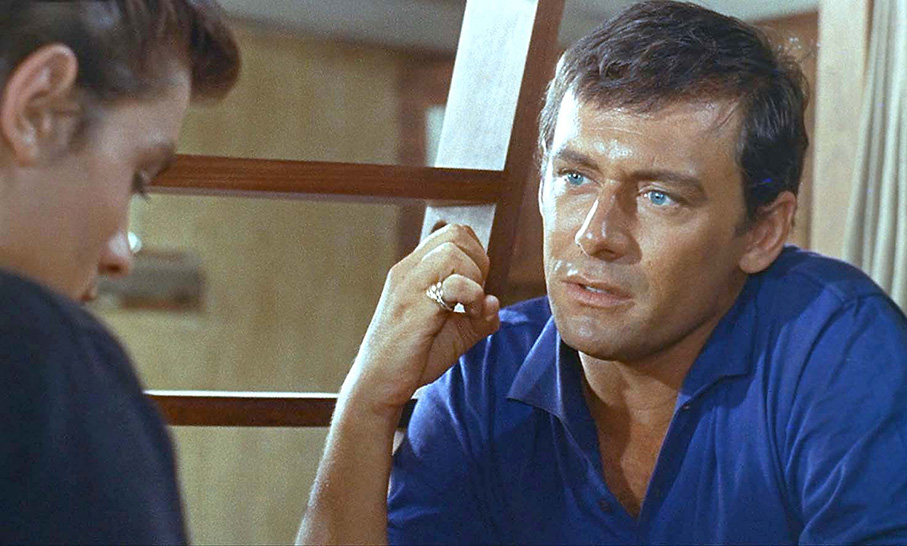 Still from Purple Noon
