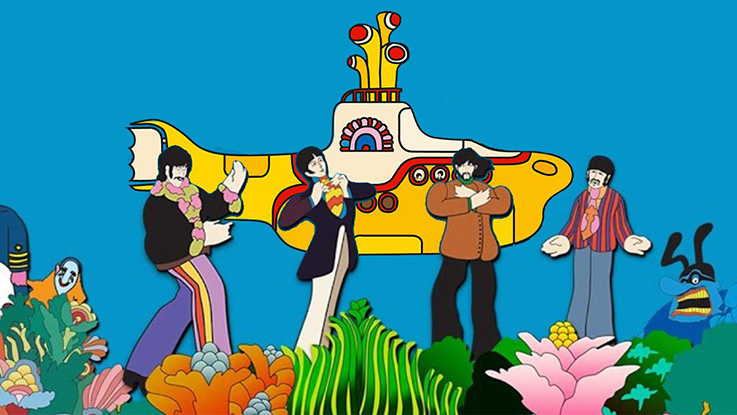Yellow Submarine Still
